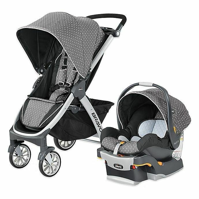 Chicco - Bravo Stroller Trio System - Li