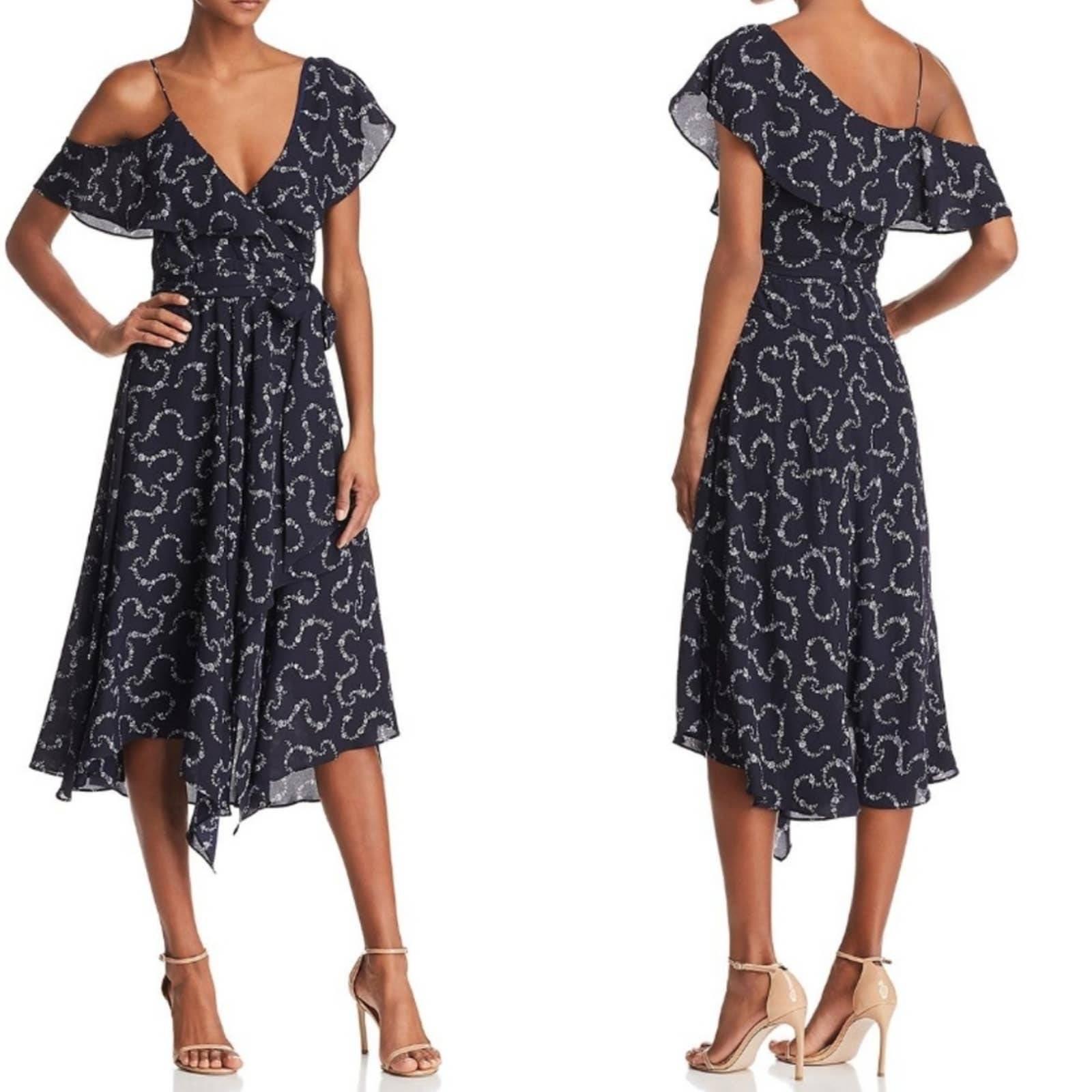 NWT Revolve Likely Leilani Wrap Dress