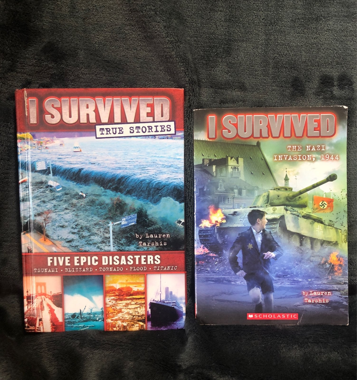 I Survived books