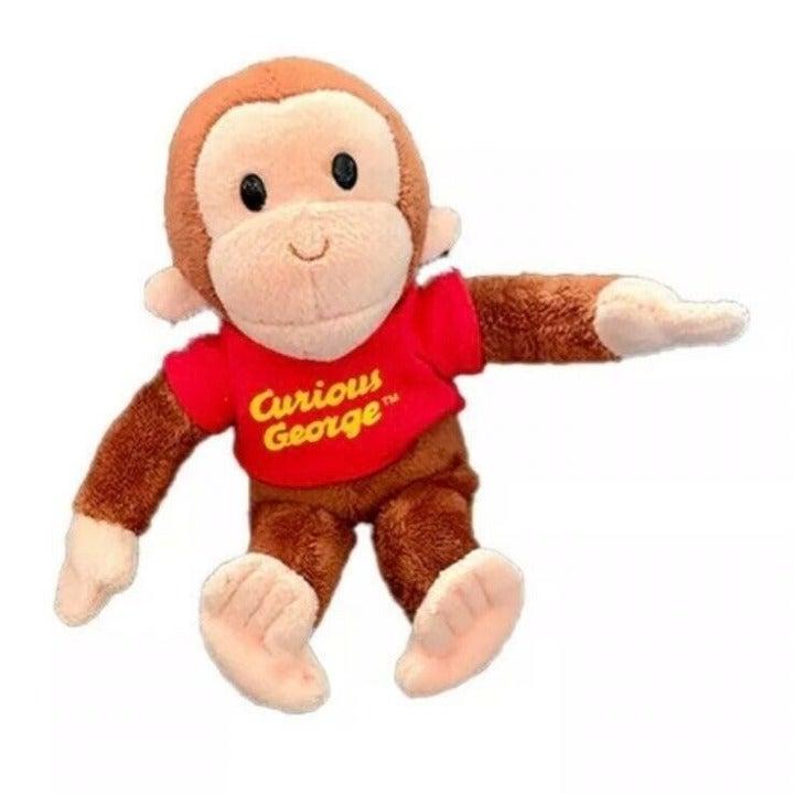 Curious George Russ Celebrity Stuff Toys