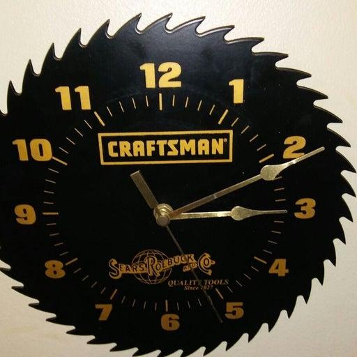 """Vintage Craftsman 10"""" Circular Blade clo"""