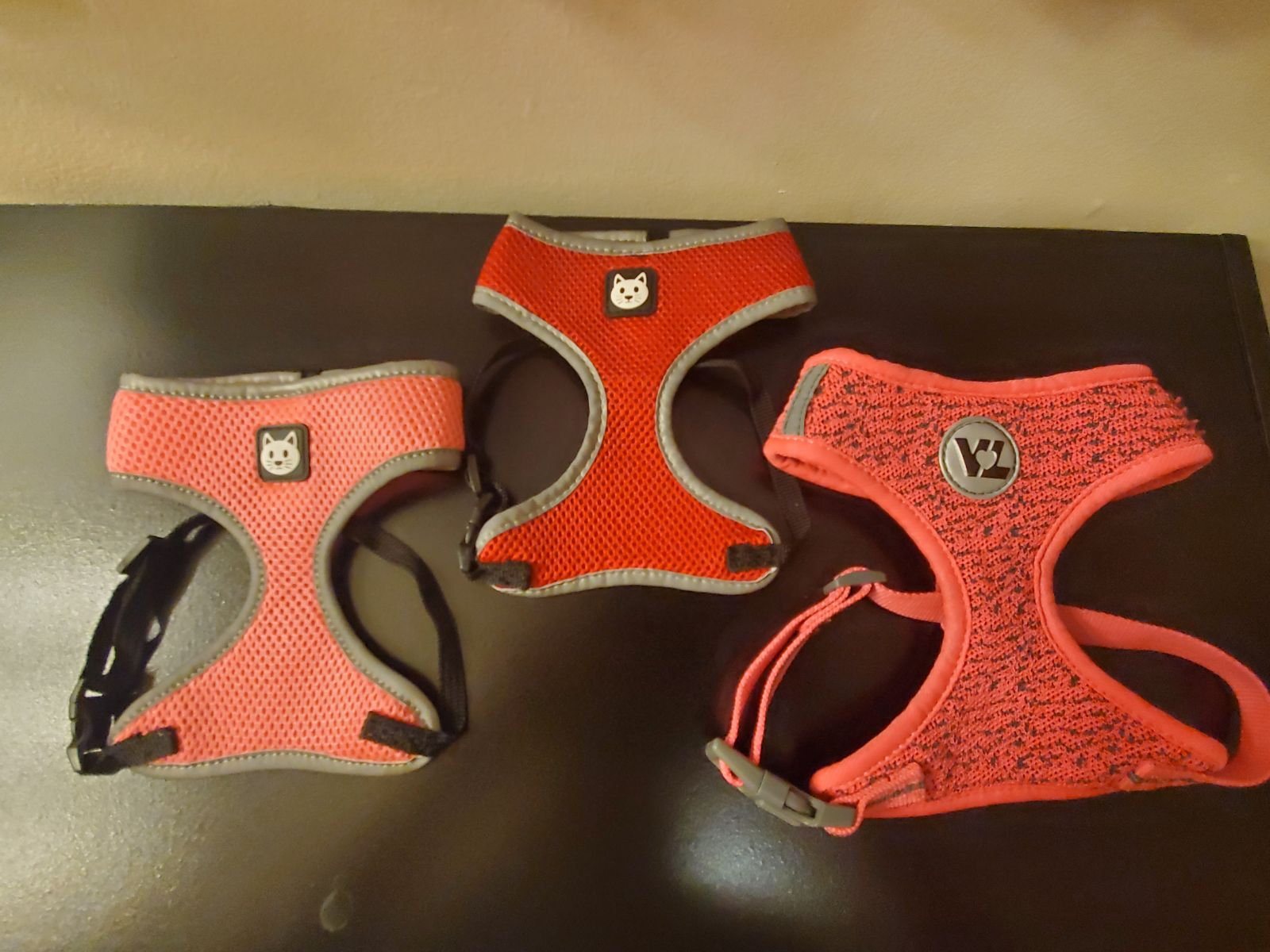 Size SMALL cat/dog harnesses