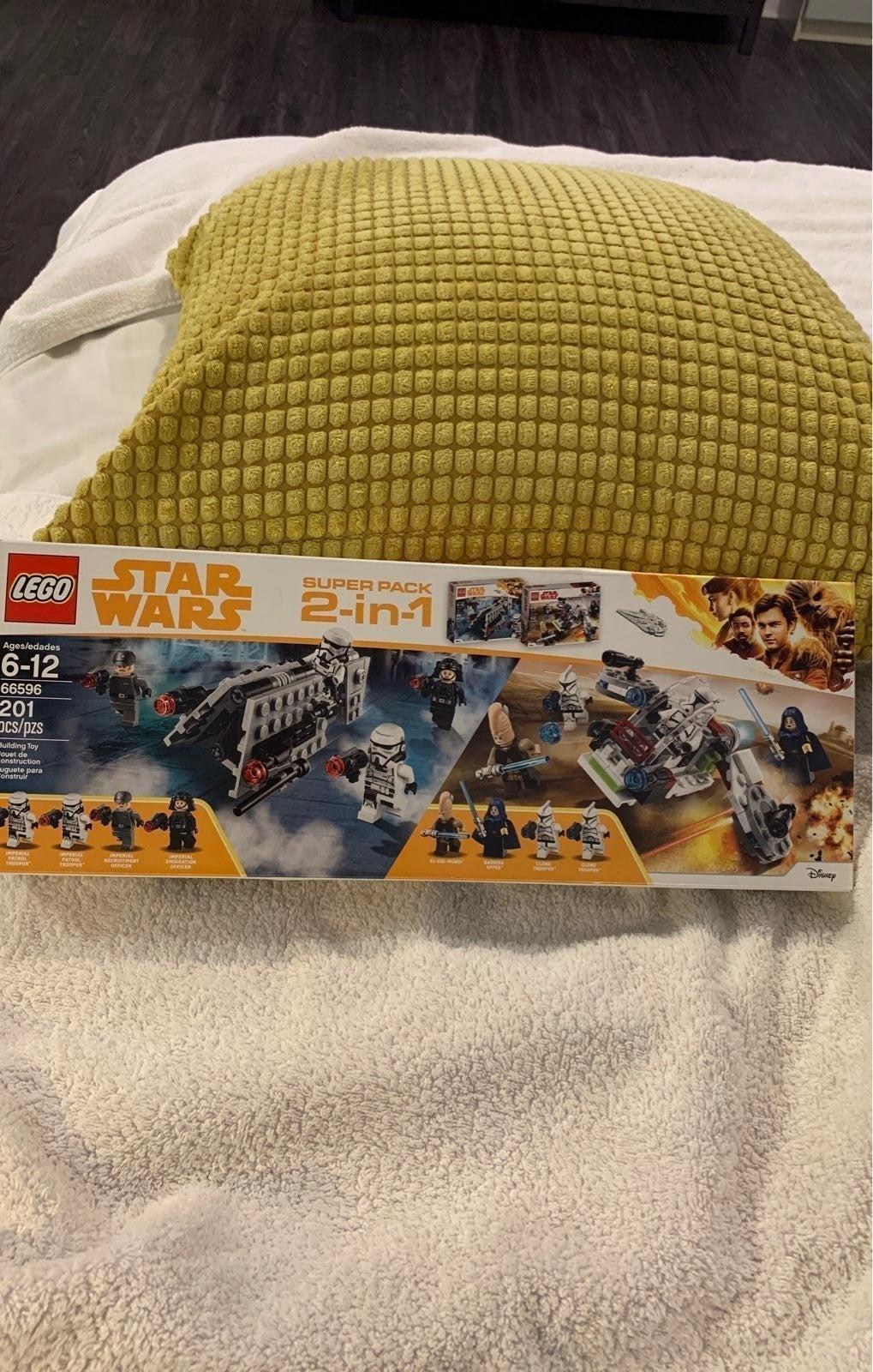 LEGO Star Wars Super Pack 2 in 1 66596