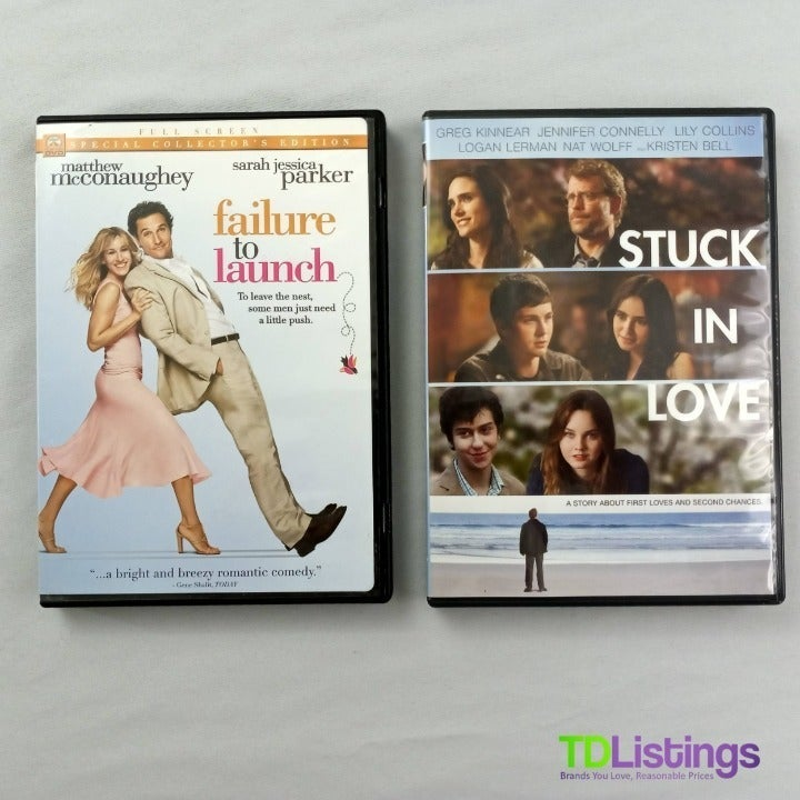Romantic Comedy DVD Bundle