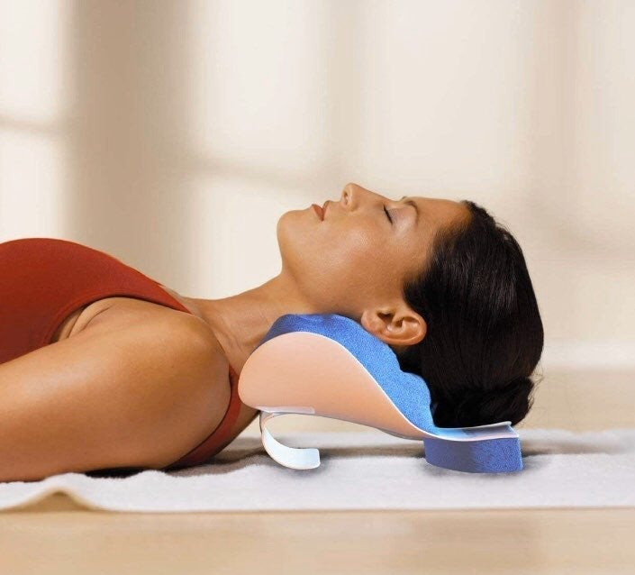 Accutrig TMJ Relief Pillow Best Neck and