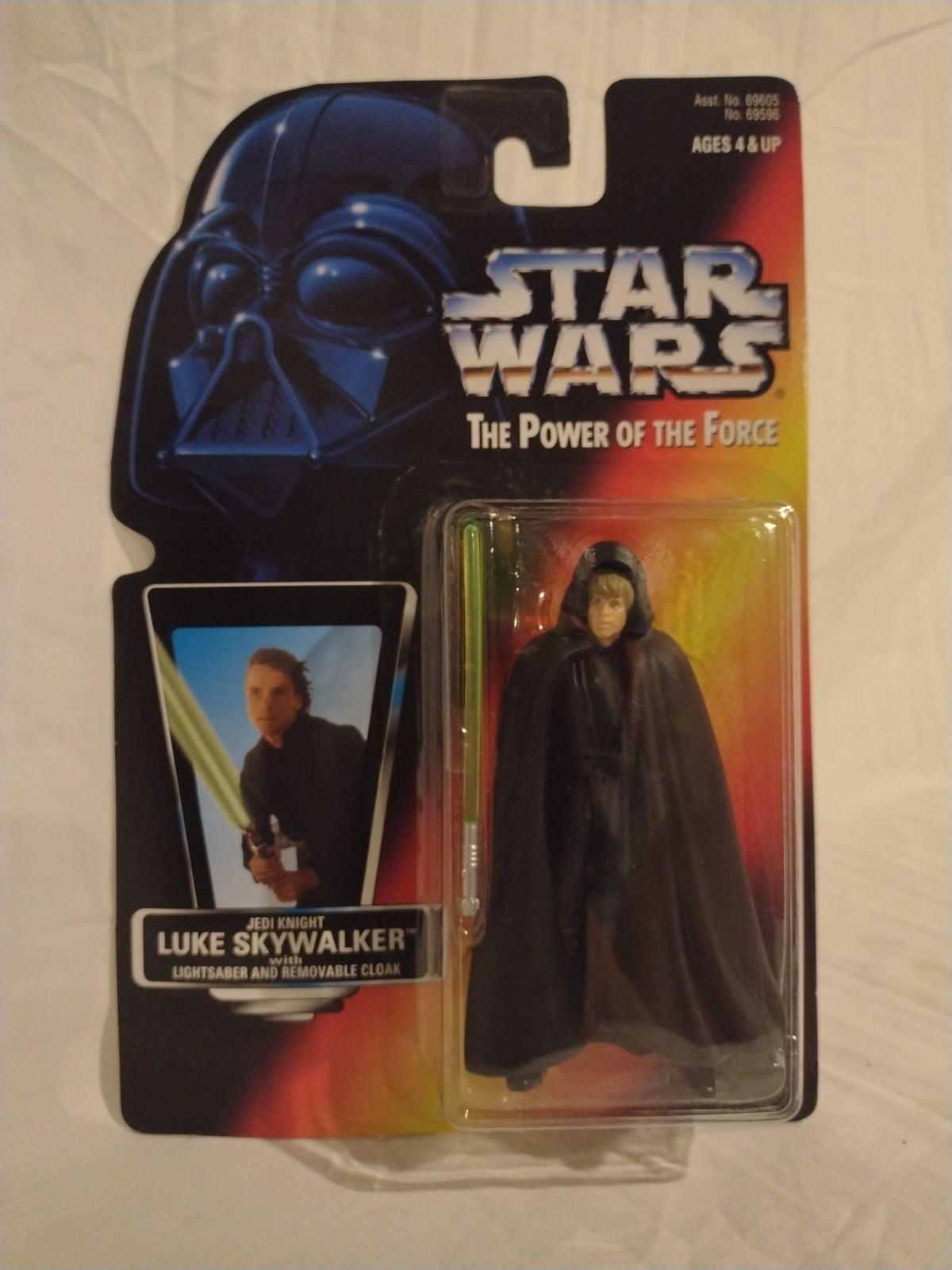 Star Wars 1996 Hasbro Luke Skywalker