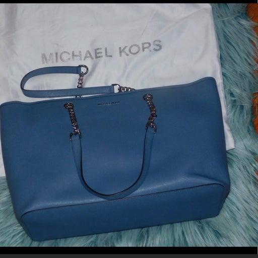 Michael Kors Luggage Mercer Gallery Pebb