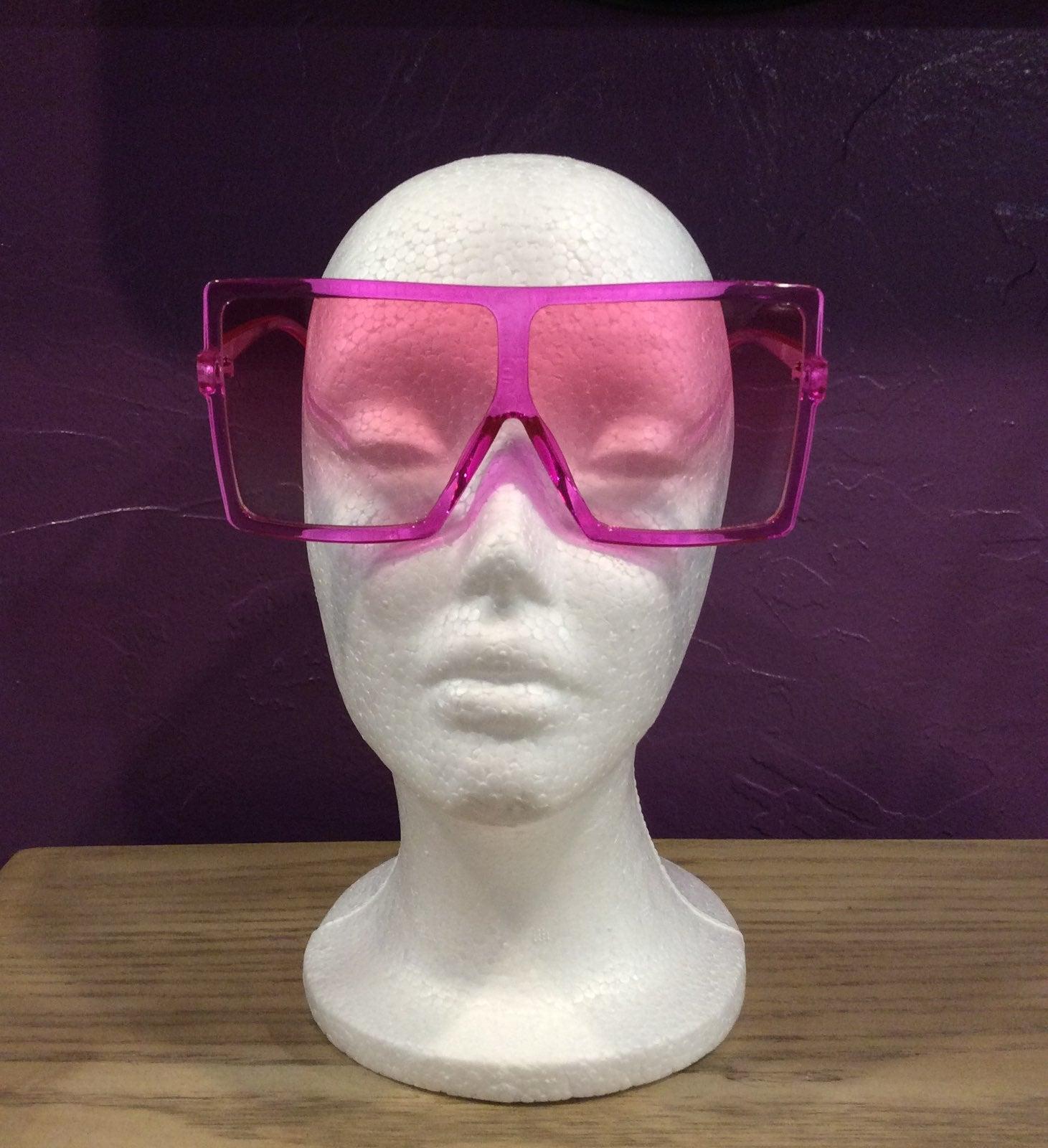 Women Oversized Fashion Sunglasses