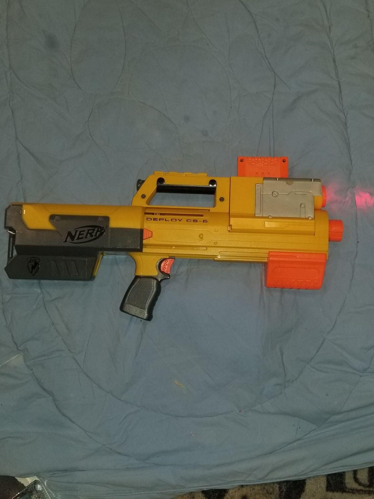 Nerf gun Deploy CS-6