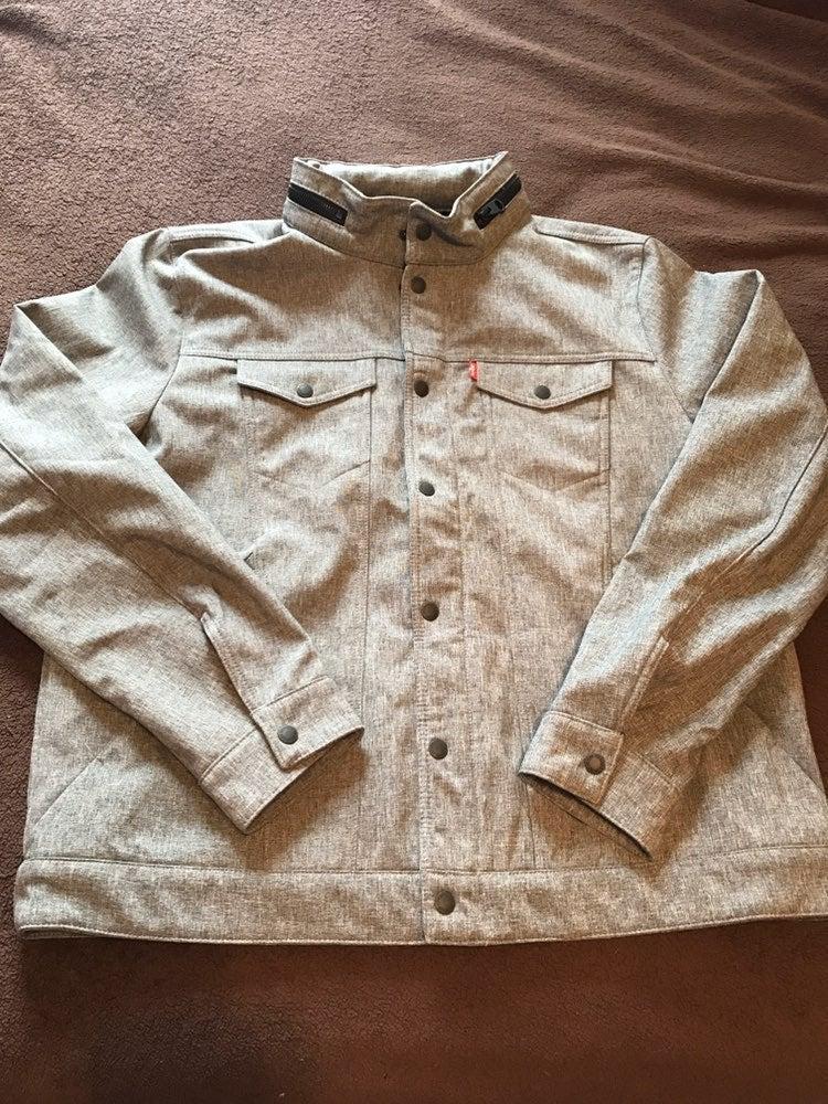Men's Levi's Grey Jacket