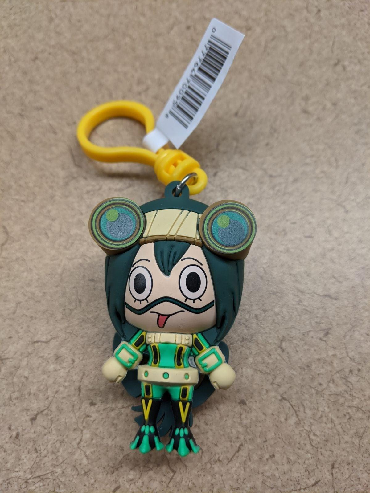 My Hero Academia Tsuyu Asui Keychain