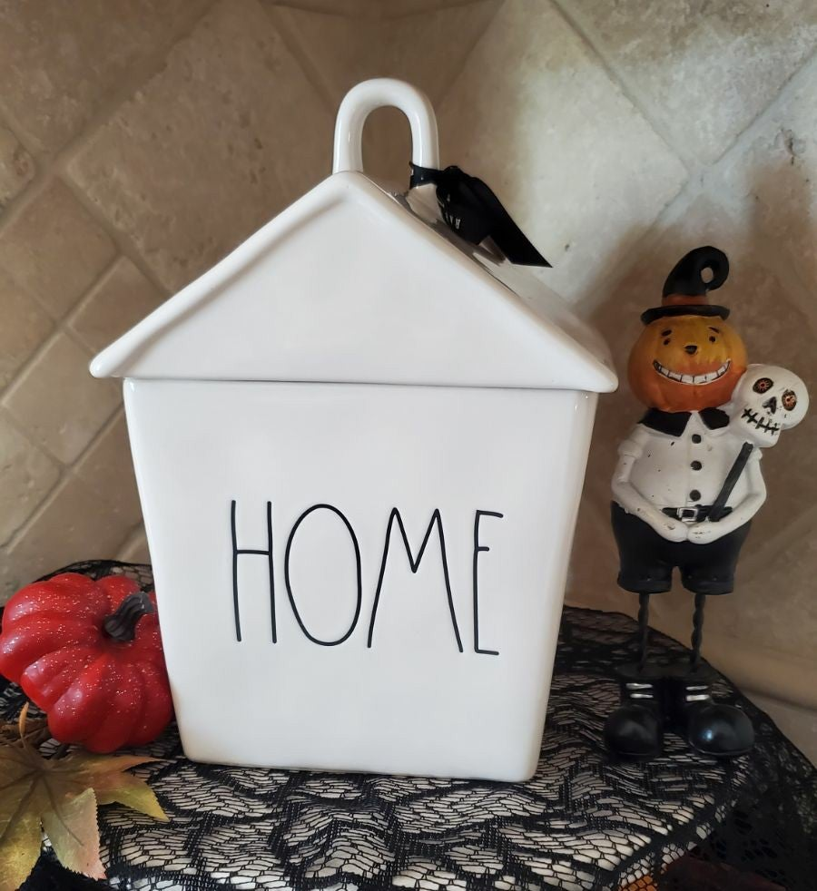 Rae Dunn HOME Cookie Jar