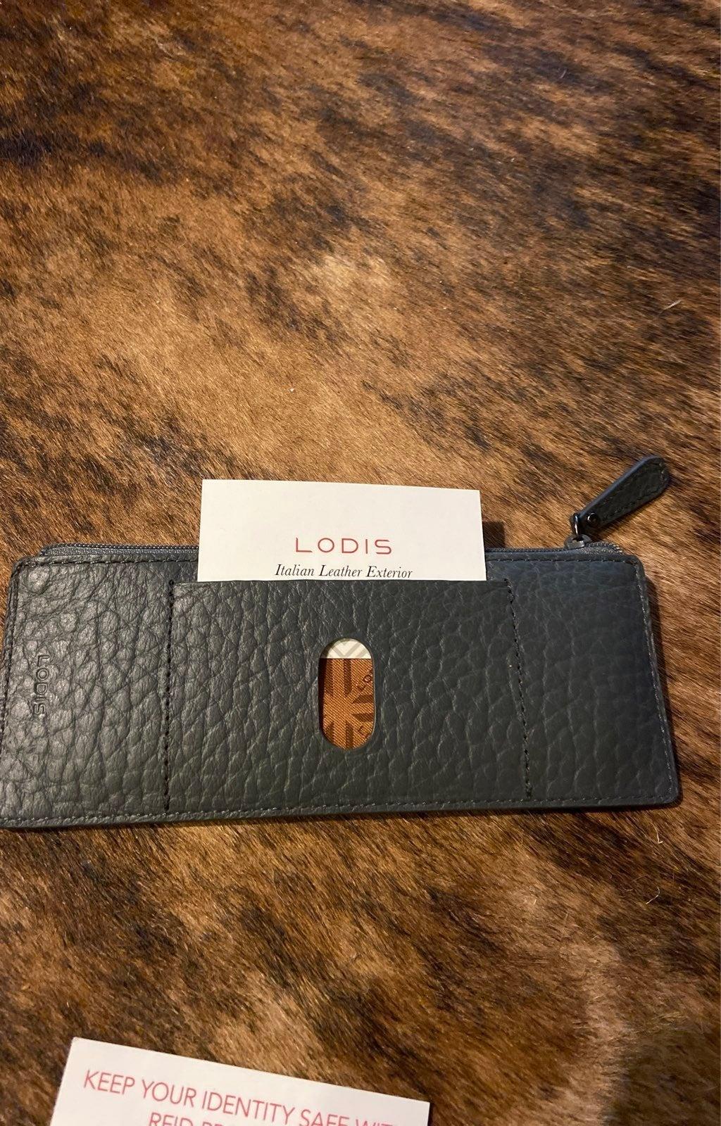 Lodis Wallet Credit Card Holder