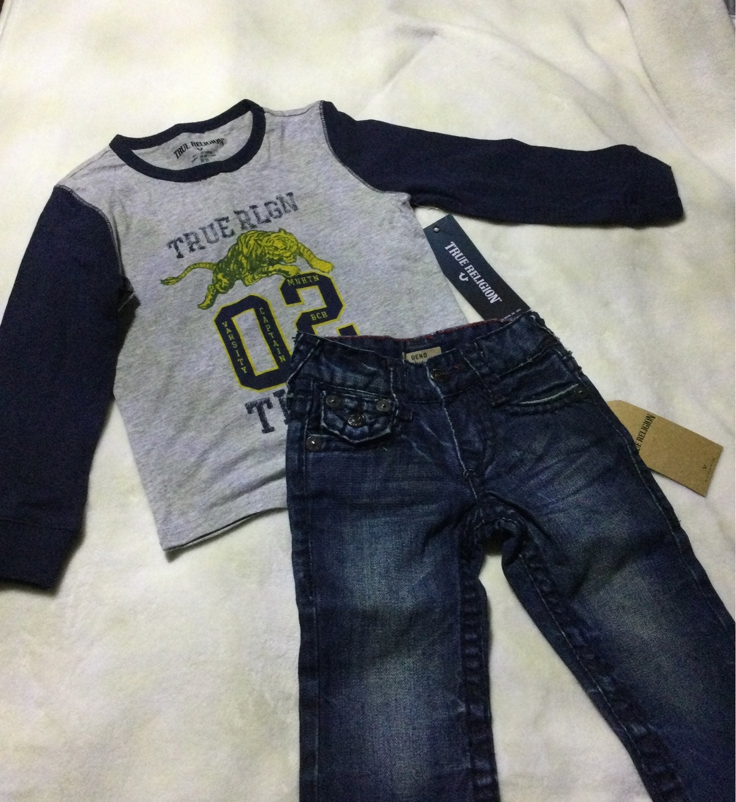 True Religion Toddler Jeans - 2T