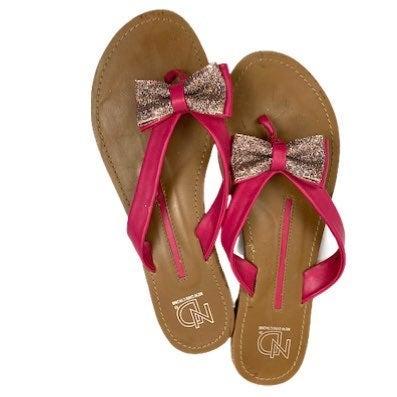 New Direction Womens Flip Flop Sandal