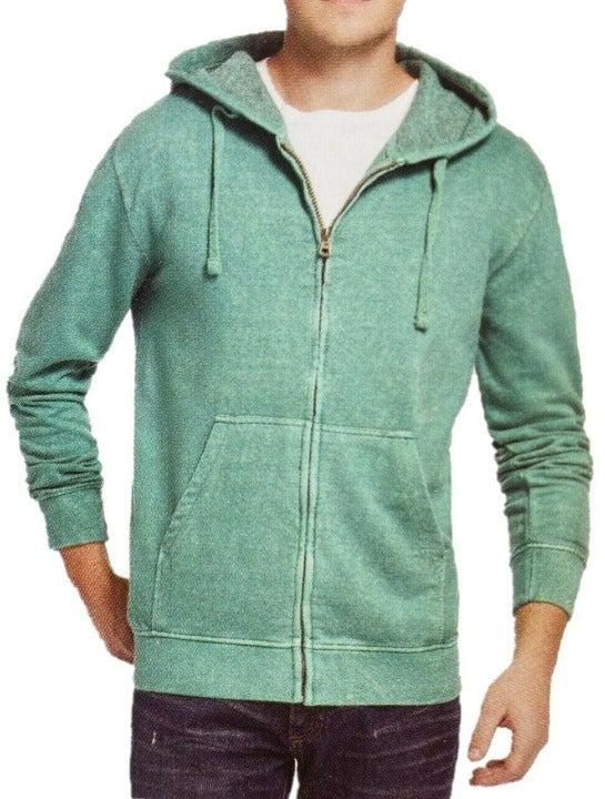 Weatherproof Mens Sweatshirt Hoodie Zip