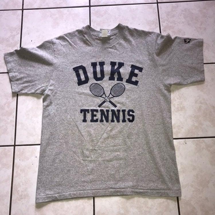 Single Stitch Duke Tennis Shirt