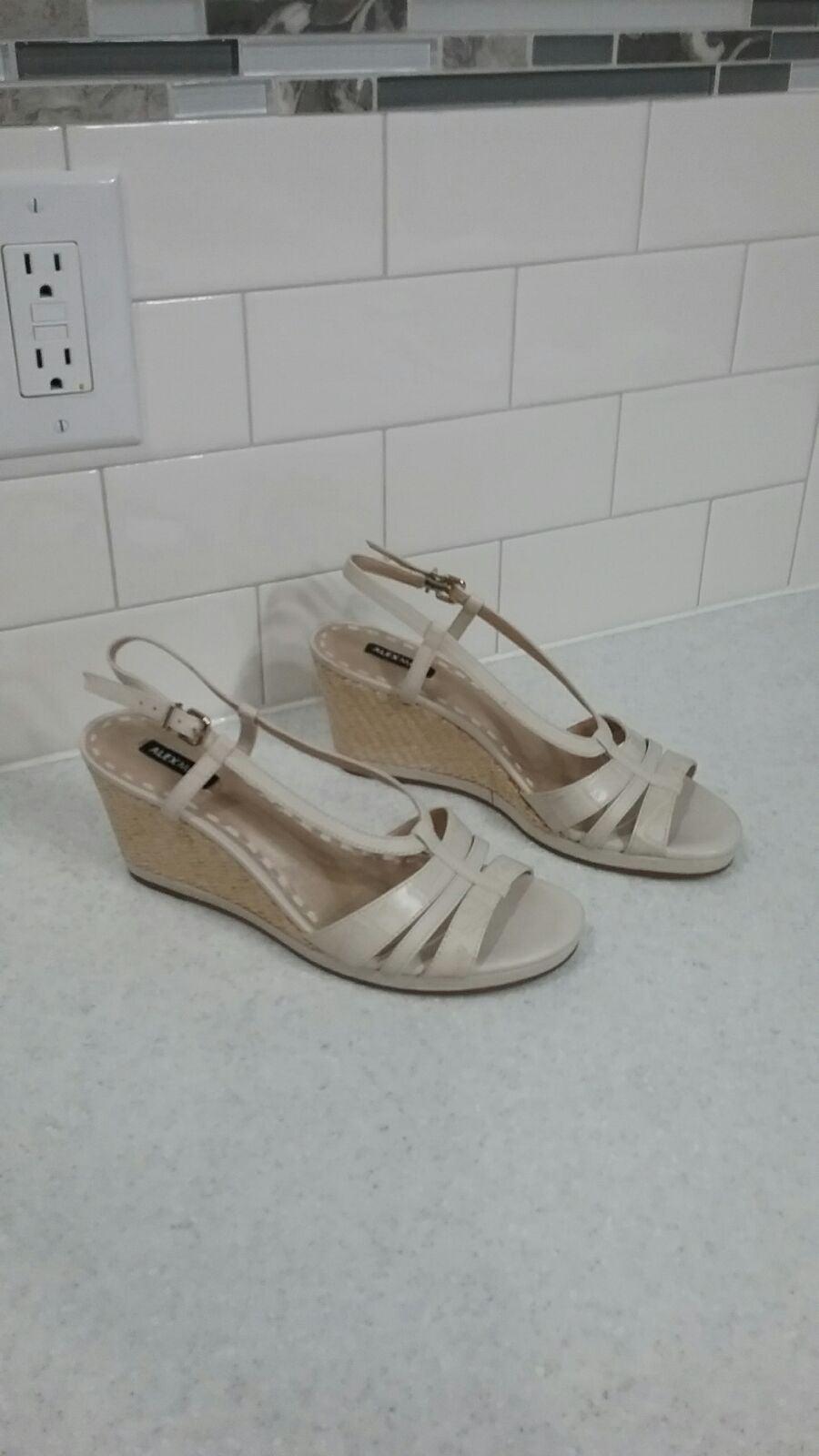Alex Marie Wedge Sandals