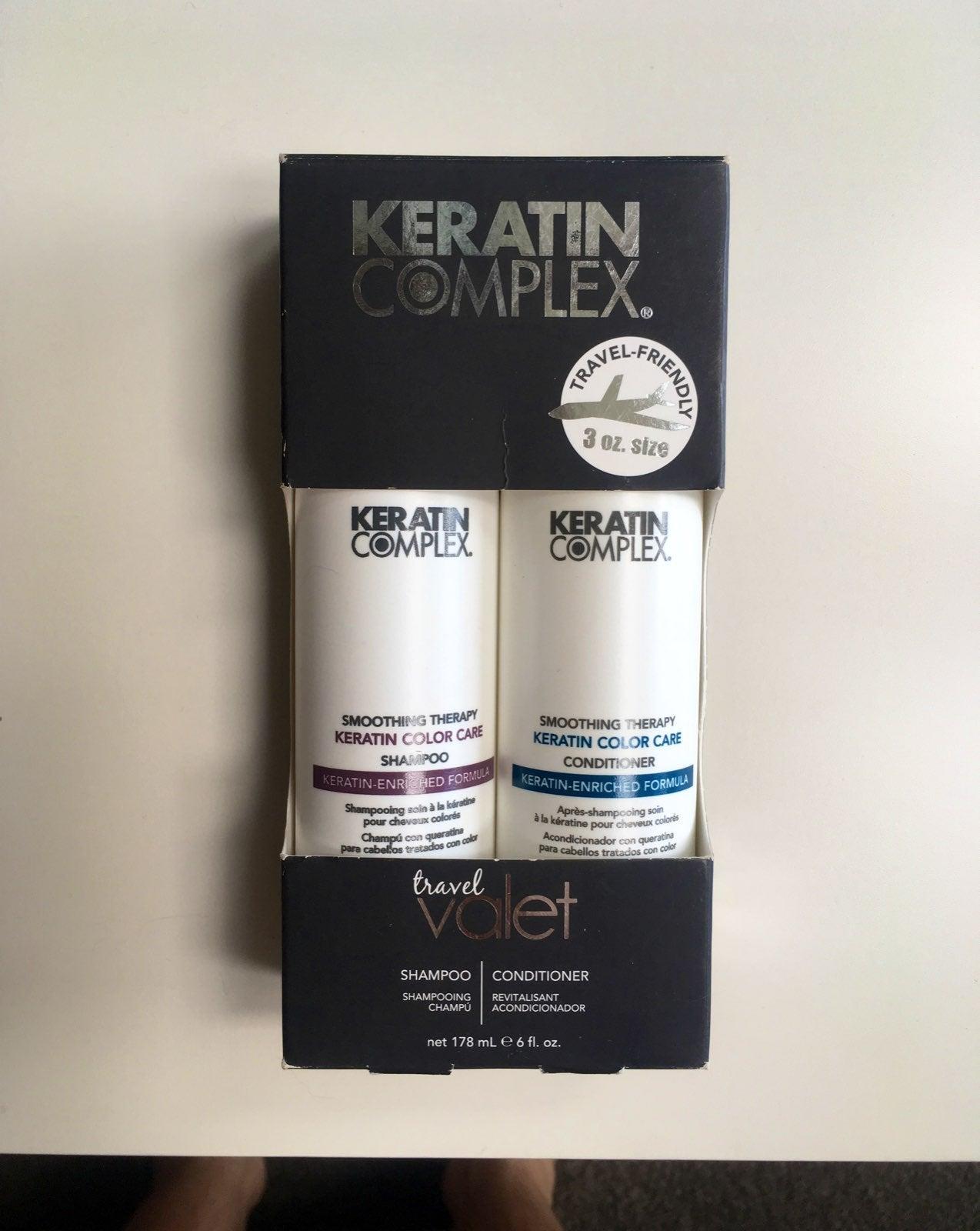 Keratin Complex Travel Valet