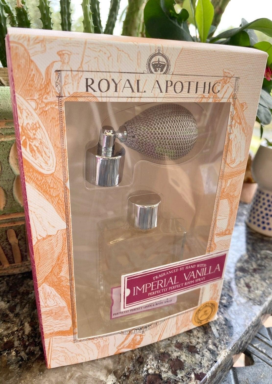 Royal Apothic IMPERIAL VANILLA RoomSpray