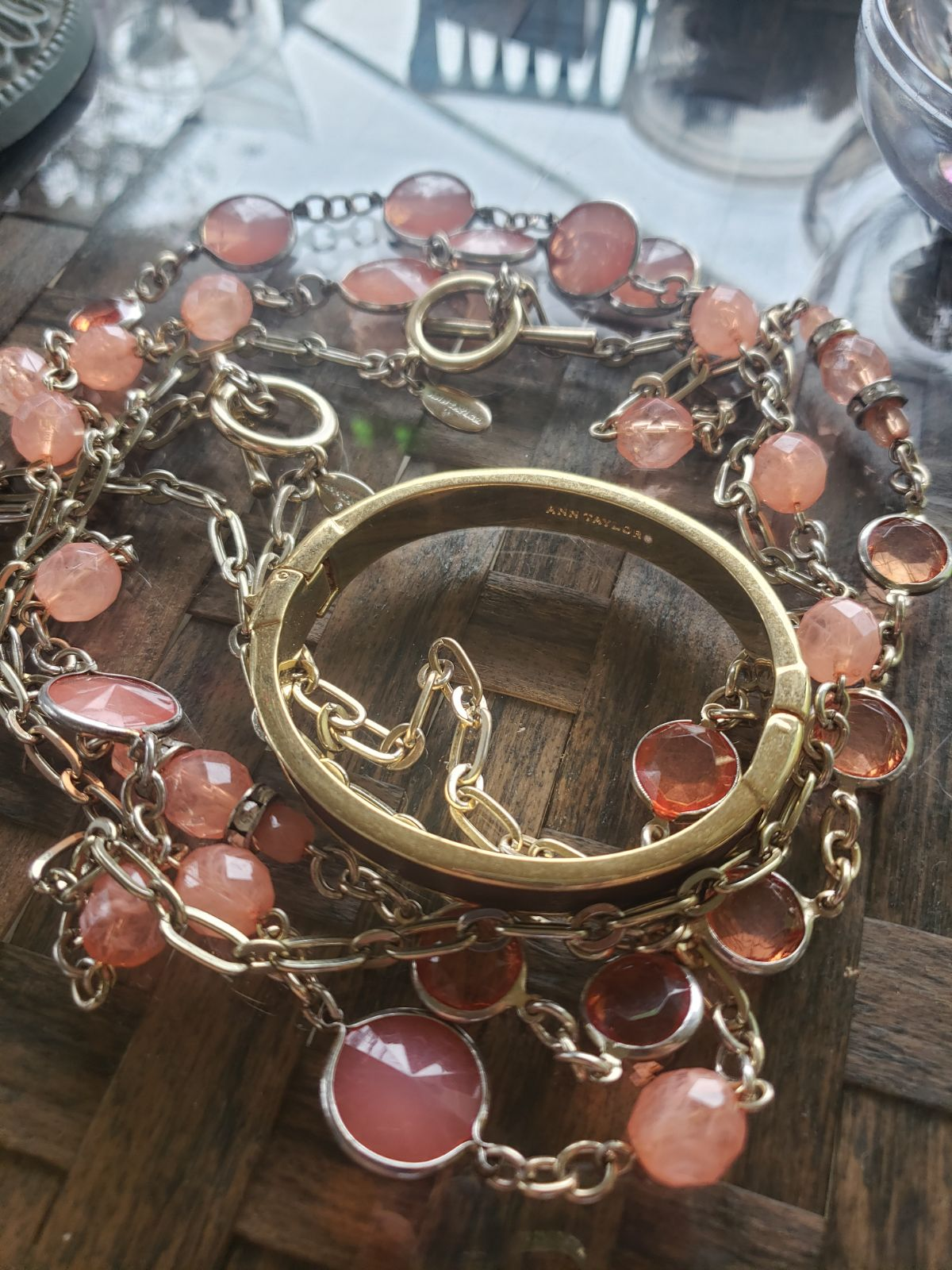 Anne Taylor 3 piece jewelry