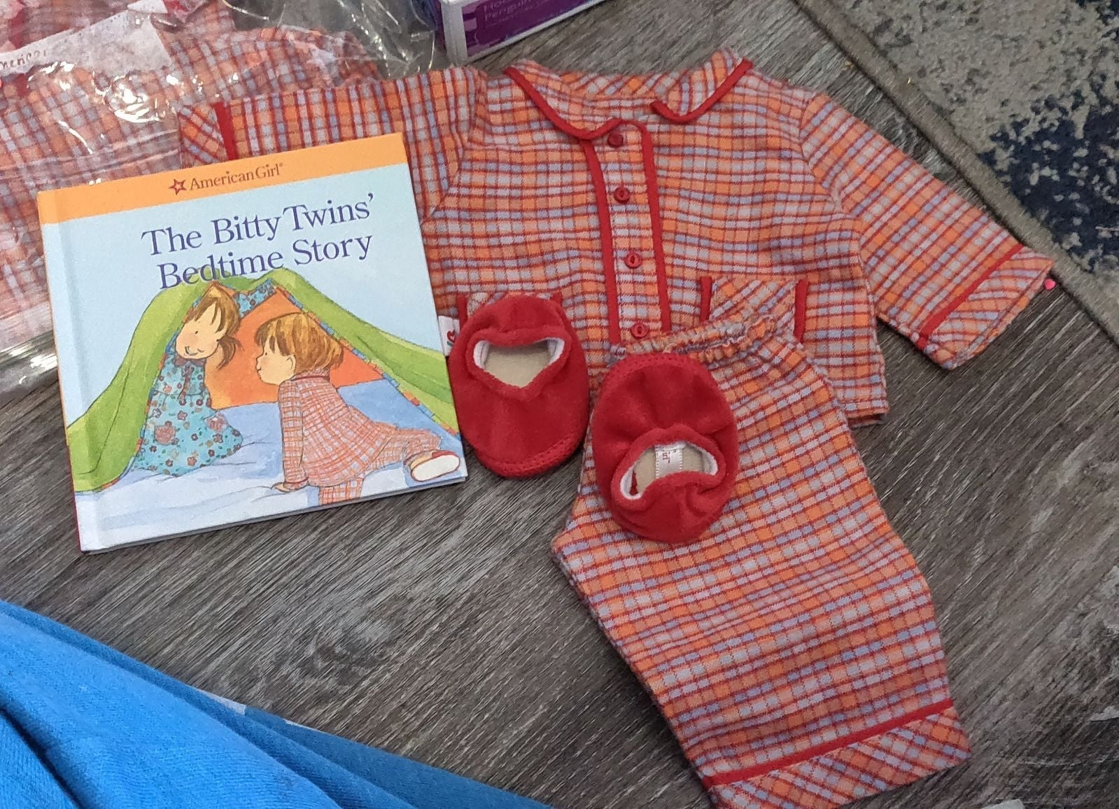 American girl doll Bitty baby outfit