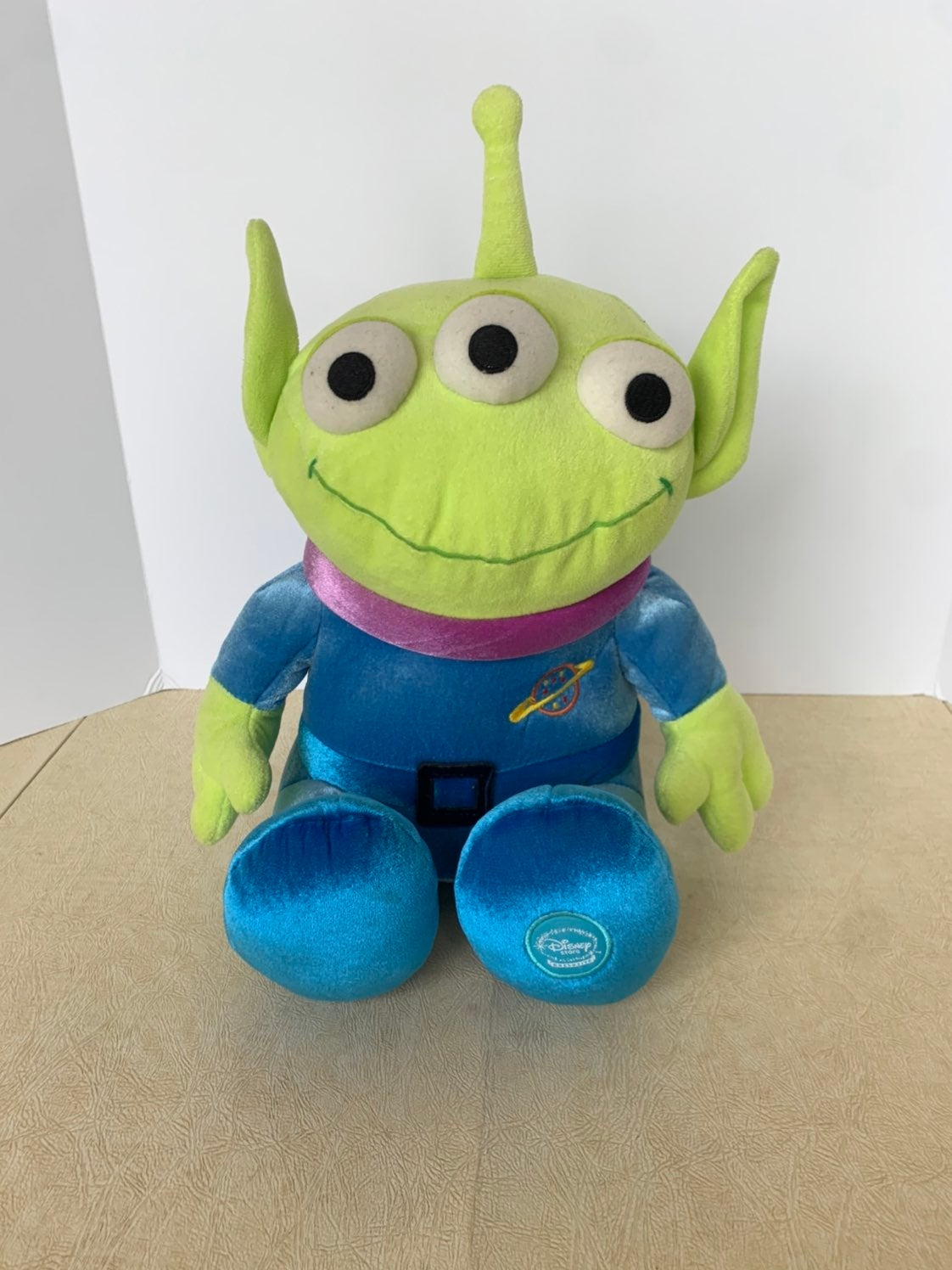 Pixar Toy Story Disney ALIEN Plush