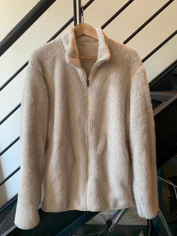 Uniqlo Furry Fullzip Jacket