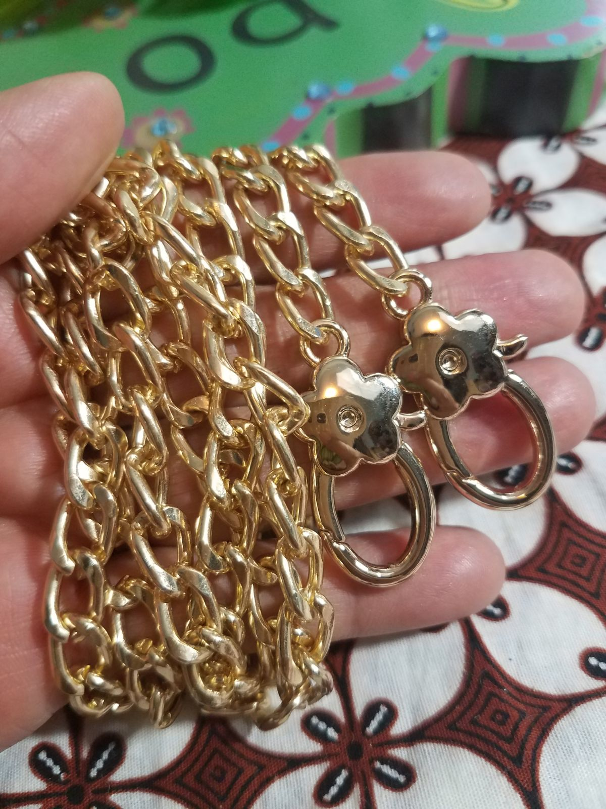 Gold Chain Crossbody Replacements