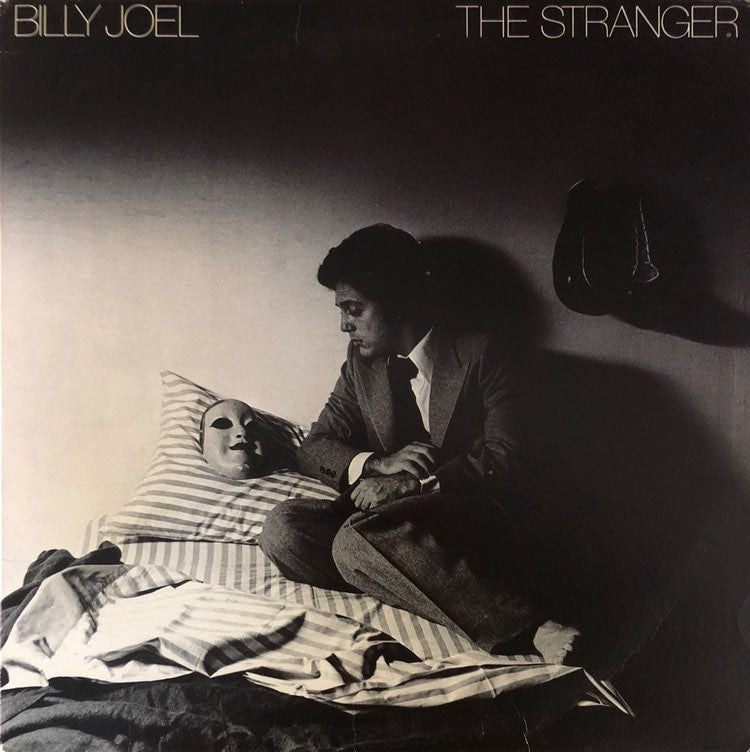 Billy Joel Vintage Vinyl Record