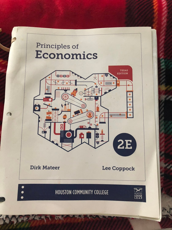 Principle of economics 2E