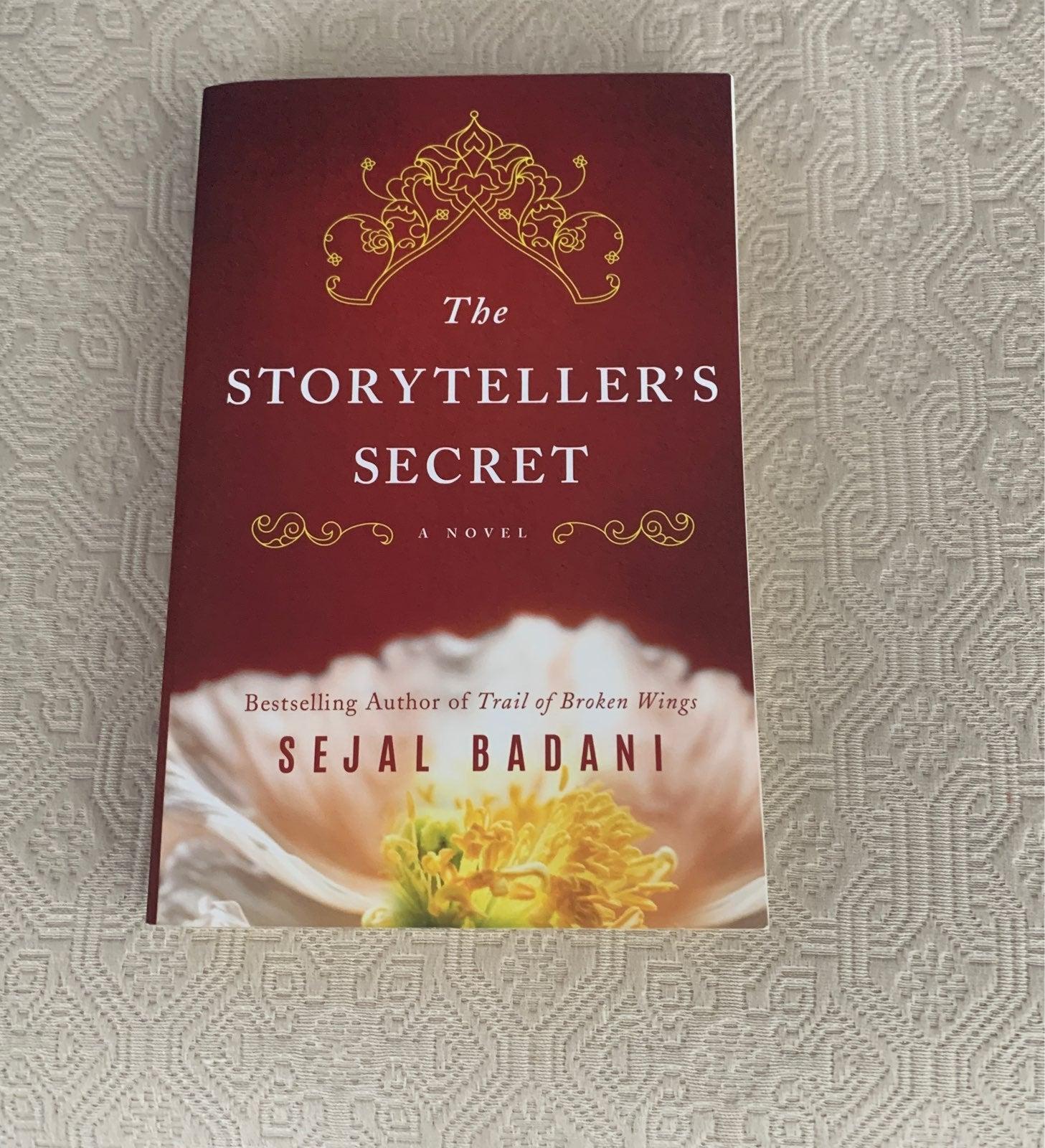 The Storytellers Secret, novel