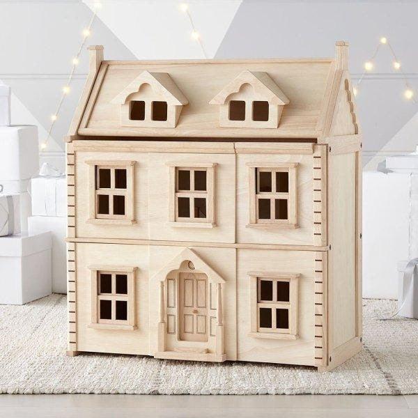 Plan Toys Victorian Dollhouse NEW