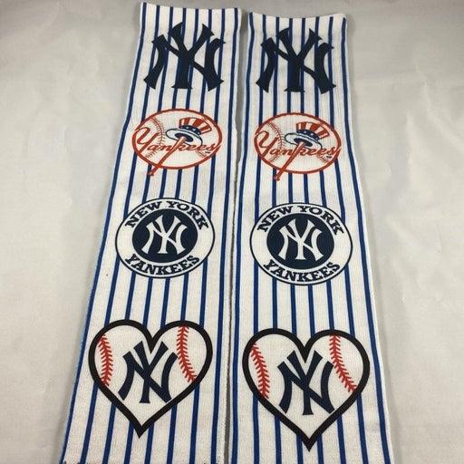 Custom Yankee silly socks