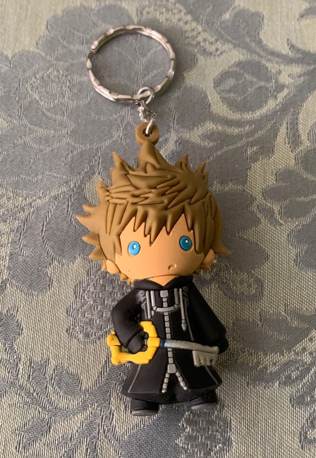 Kingdom Hearts Series 3 Roxas Keychain