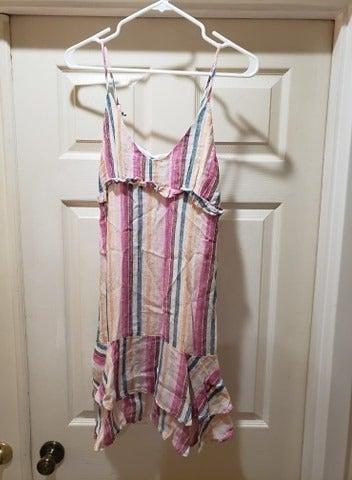 Rails Avila Stripe Dress XS