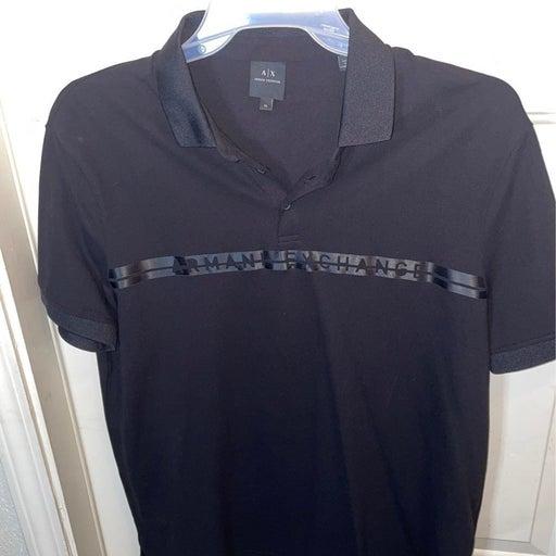 Mens armani exchange shirt