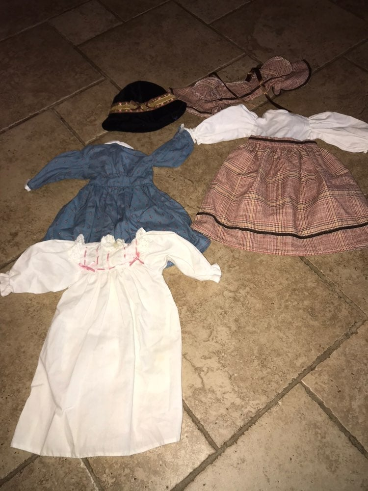 Pleasant Company Doll Clothes