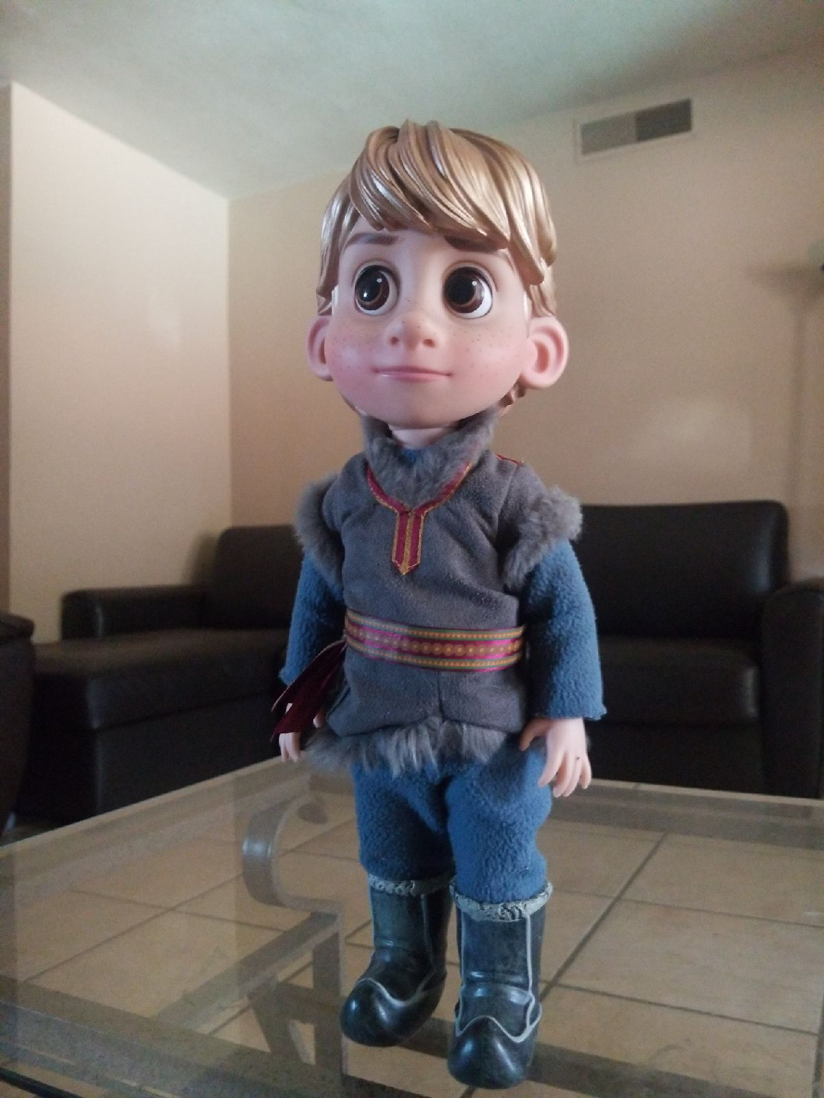 Kristoff Disney Animator Doll