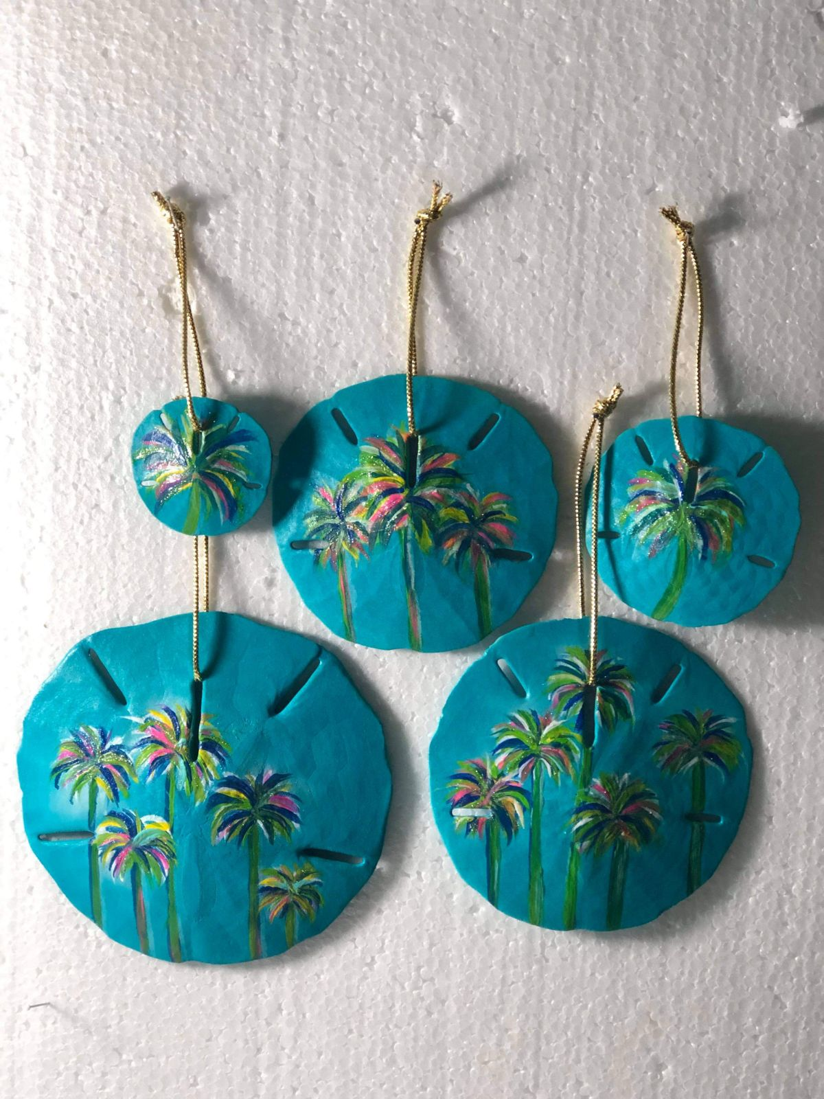 Lilly Sand dollars