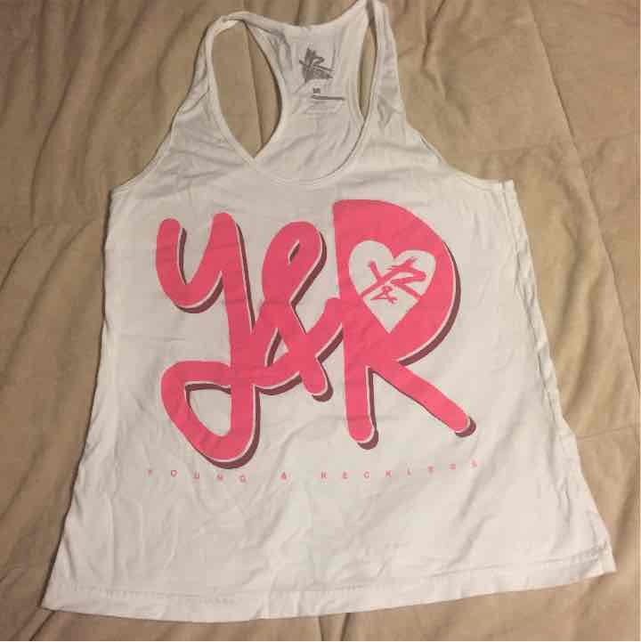 Young and Reckless tank