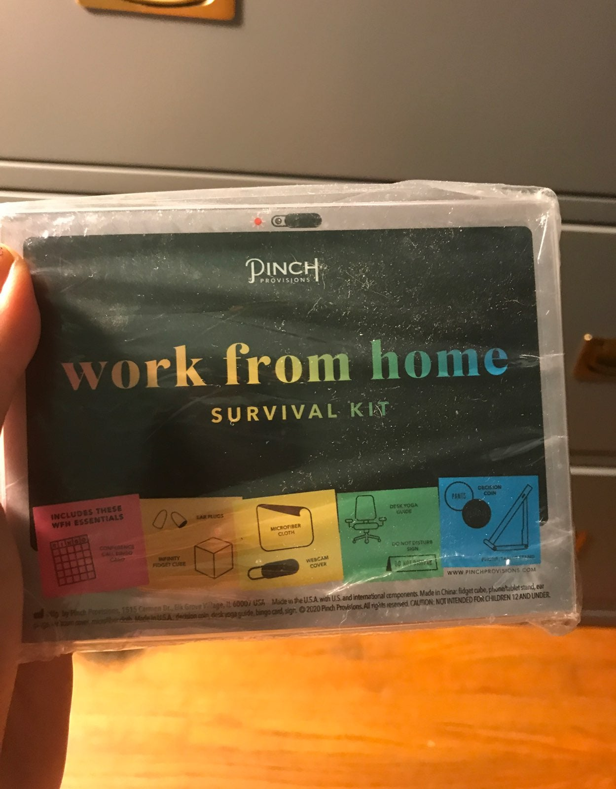 Sold out! Uncommon Goods Work From Home