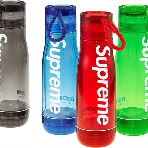 Supreme Zoku Glass Core Bottle LOT
