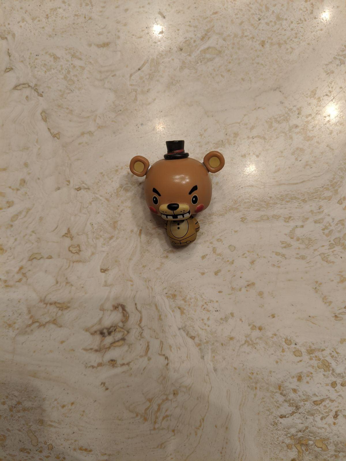 FNAF toy Freddy pint size hero