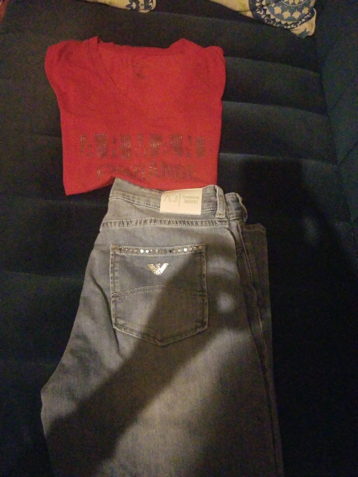 Bundle-Armani Jean's, size 29,srts size