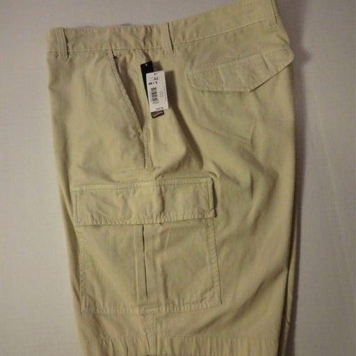 Men's Cargo Shorts- Cremieux- Size 42