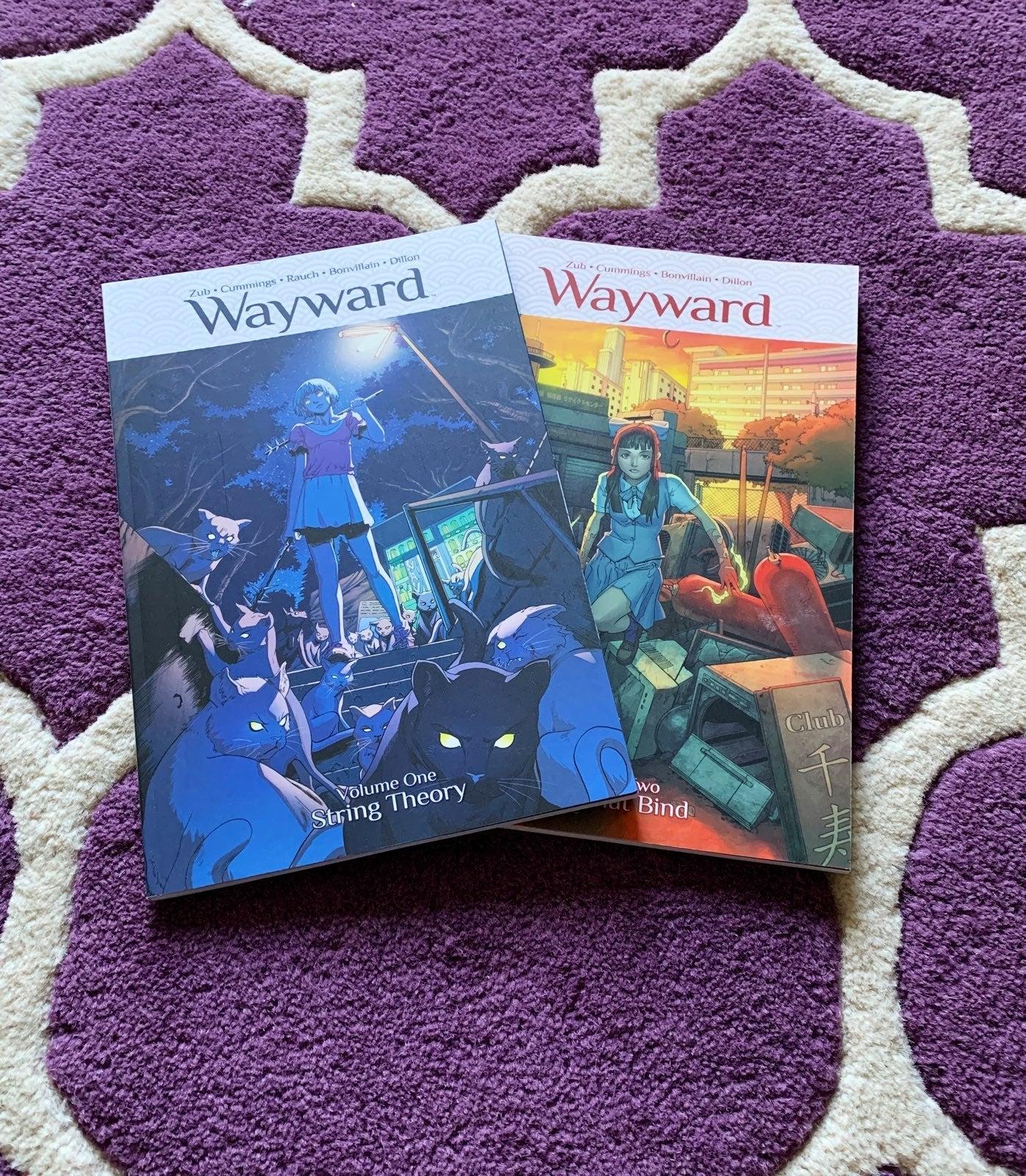 Image Comics - Wayward (Vol. 1 & 2)