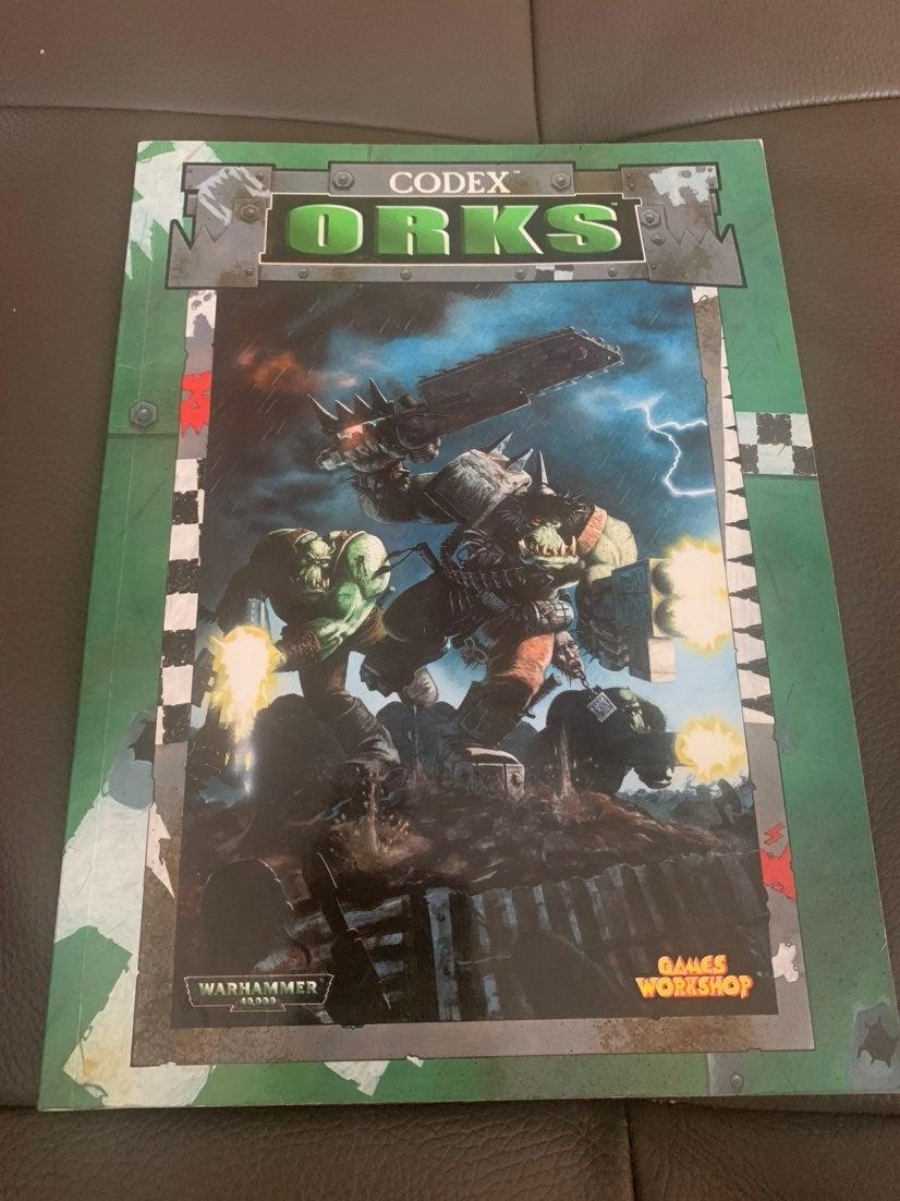 Warhammer 40k: Ork codex 3rd Edition