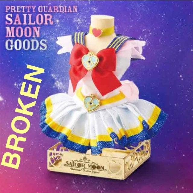 BROKEN Sailor Moon USJ Jewelry Stand