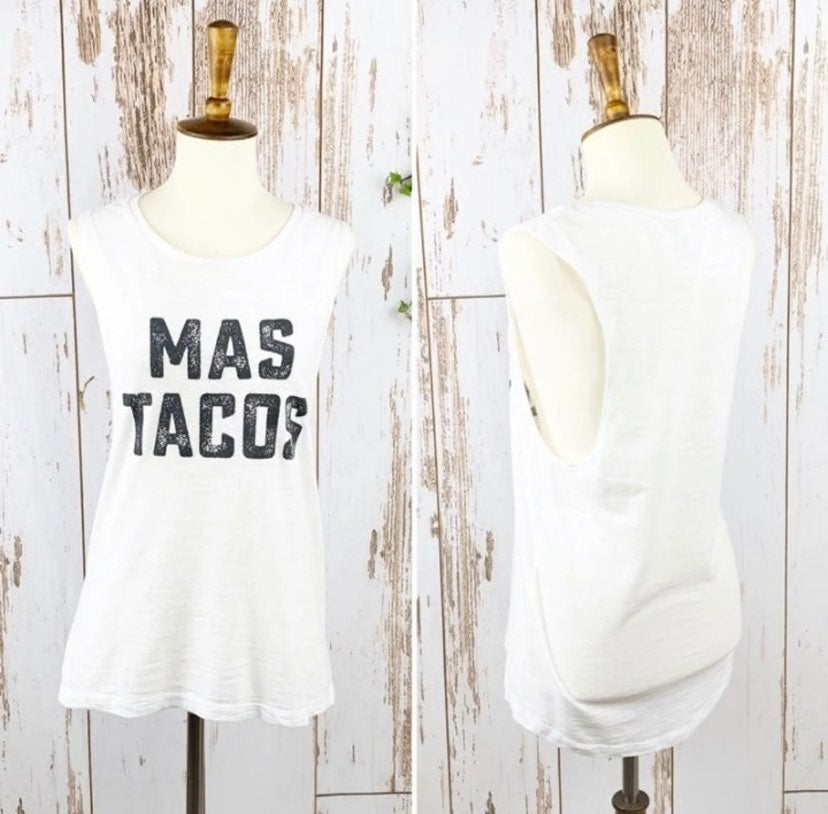 Reserved for Patita NFS Taco Tank